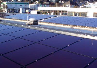 Solarreinigung Süddeutschland Reinigung